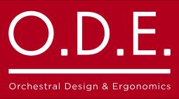 O.D.E. Orchestral Design & Ergonomics - ergonomic orchestral chairs for musicians